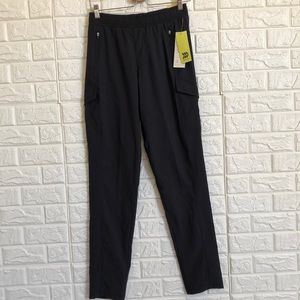 All in motion workout jogger track pants